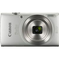 Canon PowerShot ELPH 180 20MP 8x Optical Zoom HD Video Digital Camera