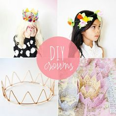 Crowns for the little princess