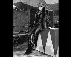 Style Icon: Marianne Faithfull   Cliché