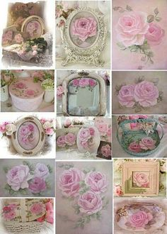 Pretty little pink things