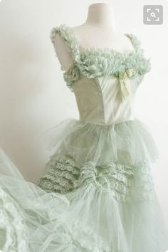 lace, dress, costume, tulle, portraiture, photography prop, woman's portraiture, pictures of women, buy photo props, sue bryce, emily soto, ethereal, whimsical, wedding, floral, ribbon, boho, headpiece, floral crown, woodland, victorian, light green