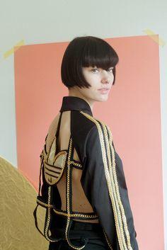 Jacket Adidas Originals by Jeremy Scott - Toh Magazine