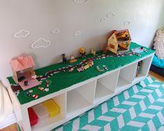 Spelen is gezond! Bekijk hier 9 super leuke speeltafels voor kinderen!