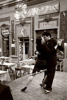 Tango by Curro - La Boca, Buenos Aires, Argentina