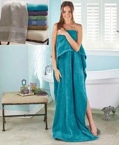 Oversized Absorbent 100% Terry Cotton Bath Sheet Towel Grey Bath Towels, Best Bath Towels, Cheap Baths, Towel Rod, Blue Bath, Cool Gifts For Kids, Bath Or Shower, Lakeside Collection, Bath Sheets