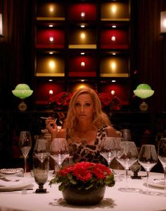 Only God Forgives.  I really love tho movie, and Kristin Scott Thomas is absolutely awesome.