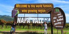 A sunny Warm Day in Napa Valley http://www.goldenhorizontravel.com/wine-country/tours.php