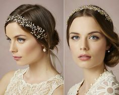 Direcciones para tu tocado, corona o diadema de novia #boda #novias #complementos