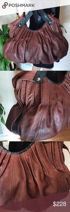 Schuler and sons by Anthropology extra large bag Very soft brown genuine leather,great condition Anthropologie Bags