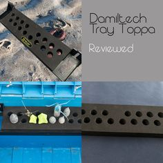 Damiltech Tray Toppa storyboard