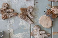 Gingerbread Men Cookies - Rachael Campbell