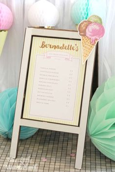 Bernadette's 1st Birthday Party | CatchMyParty.com