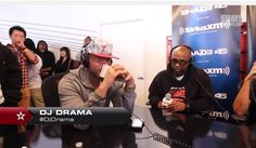 DJ Drama freestyles for the first time at SXSW 2014