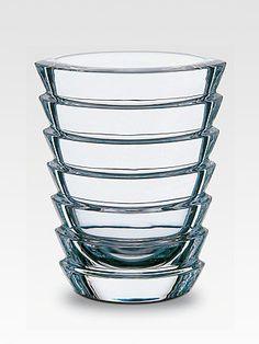 "A vase prettier than flowers <3 Baccarat - ""Coco"" Vase - Saks.com"