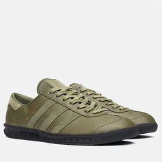 Кроссовки adidas Originals x size? Hamburg Olive/Black Article: S82543 Release: 2015. Made un Vietnam. #adiporn #adidasoriginals #adidashamburg
