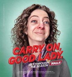 [ Halls - Good Lady ]