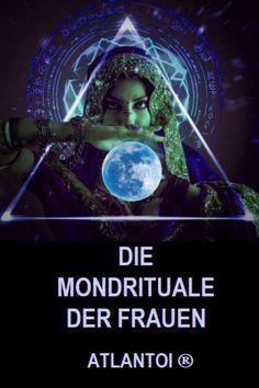 Um sich auf die Energie des Mondes einzustimmen, ist es wichtig zu wissen, in welcher Phase sich der Mond befindet. Die bekanntesten sind Vollmond und Neumond, abnehmender (die Phase zwischen Vollmond und Neumond) und zunehmender Mond (die Phase zwischen Neumond und Vollmond). Neumond ist... #Mond, #Mondritual, #Dunkelmond, #Neumond, #Frauen, #Ritual Atlantis, Beltane, Samhain, Yin Yang, Intuition, Movie Posters, Summer Solstace, New Moon, Full Moon