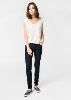 Super slim-fit Olivia jeans