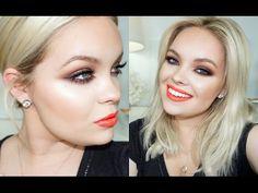 Ashley Benson Inspired Makeup - Jenine Galvan Collab   Brianna Fox - YouTube