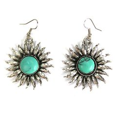 'Turquoise 3 piece Earring Set ' is going up for auction at  5pm Thu, Nov 29 with a starting bid of $9.