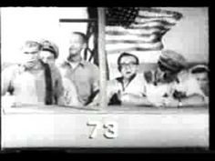 McHale's Navy Bloopers in black and white