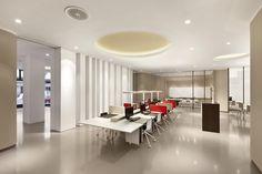 EB group showroom by plajer & franz studio, Berlin   Germany showroom store design office
