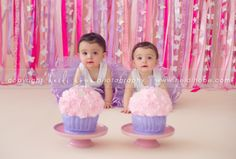a cake smash portrait session. » Heidi Hope Photography