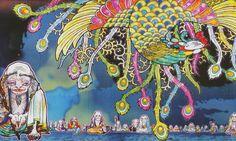 五百羅漢図 - Google 検索