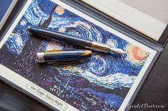 Goulet Pens Blog: Thursday Things: Starry Night
