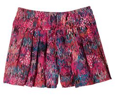 Breezy shorts for a hot and sunny vacation