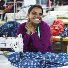 Meet Mata Traders, known for their classic feminine cuts in colorful wearable prints.