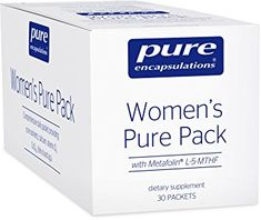Pure Encapsulations - PureLean Pure Pack - Dietary Support for Healthy Glucose Metabolism and Weight Management** - 30 Packets Pure Encapsulations, Multivitamin Mineral, Anti Aging Supplements, Healthy Aging, Anti Aging Tips, Fish Oil, Vitamins And Minerals, Weight Management, Health And Beauty