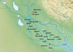 Cidades-estado da Suméria
