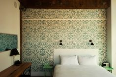 They can do no wrong...   I am moving in! Wythe Hotel, Williamsburg/Brooklyn