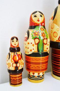 SALE Exquisite Rare Vintage Ukrainian by BackInTimeBabushkas