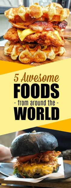Foodie travel 784893041283725061 - These foods from around the world are MEGA! I'm so inspired to travel after finding these AMAZING world foods. I'd not heard of them! I love foodie travel. Source by quirkyrambler Good Food, Yummy Food, Awesome Food, Nyc, Food Tasting, International Recipes, Foodie Travel, Street Food, Food Photography