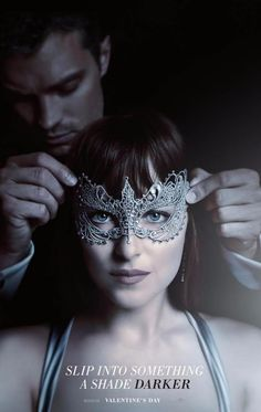 Fifty Shades Darker Gets A New Sexy Movie Poster