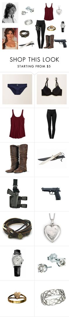 """""""Untitled #828"""" by puffball188 ❤ liked on Polyvore featuring Aerie, American Eagle Outfitters, Proenza Schouler, Golden Goose and Holster"""