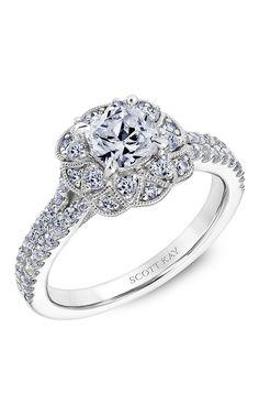 Shop Scott Kay 31-SK5602EUP-E Engagement rings | Bailey Banks & Biddle