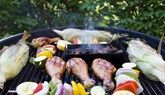 Grilling Tips and Techniques, 18 Fun BBQ Hacks to Try Easy Freezer Meals, Make Ahead Meals, Freezer Cooking, No Cook Meals, Crockpot Meals, Grilling Tips, Grilling Recipes, Perry Recipe, Bbq Supplies