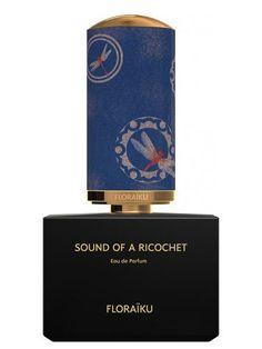 Floraiku Sound of a Ricochet is a sweet vanilla and sandalwood perfume.