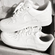 Untitled white sneakers, #air force