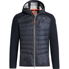 Parajumpers Black Down Mountain Loft Ski Master Jacket | Parajumpers Men | Pinterest