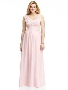Social Plus Size Bridesmaid Dresses