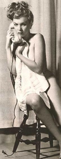 Norma Jean ~ Marilyn Monroe 1946 by Earl Moran