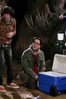Probably one of my favortie episodes of The Big Bang Theory - The Adhesive Duck Deficiency (Season 3, Episode 8)
