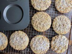 Recipe: Crumb Cake Muffin Tops #recipe #dessert