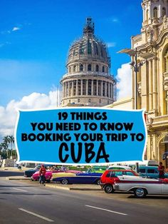 Everyone has a point of view on Cuba, the Caribbean dream destination. 'Everyone' says that you should visit the country before it's too late. I think it's already too late if you are dreaming of an untouched island that you have seen photos of. #cuba #havana #travel #traveltips #travelblogger #travelblog
