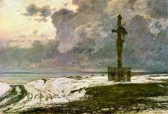 Le Prince Lointain: Michał Gorstkin Wywiórski (1861-1926), Krzyż na Ro...