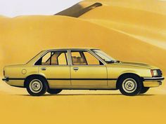 1977–82 Opel Rekord (E1)